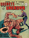 Cover for Secrets of the Unknown (Alan Class, 1962 series) #86