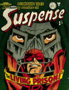 Cover for Amazing Stories of Suspense (Alan Class, 1963 series) #92