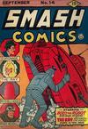 Cover Thumbnail for Smash Comics (1939 series) #14 [15¢]