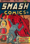 Cover for Smash Comics (Quality Comics, 1939 series) #14 [15¢]