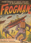 Cover for Frogman (Horwitz, 1953 ? series) #4