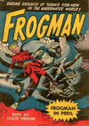 Cover for Frogman (Horwitz, 1953 ? series) #8