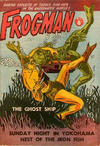 Cover for Frogman (Horwitz, 1953 ? series) #10