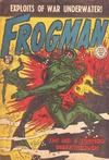 Cover for Frogman (Horwitz, 1953 ? series) #16