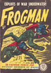 Cover for Frogman (Horwitz, 1953 ? series) #18