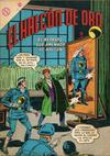 Cover for El Halcón de Oro (Editorial Novaro, 1958 series) #71