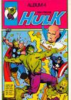 Cover for Hulk Album (Winthers Forlag, 1982 series) #4 - Hvad var der mon sket, hvis Rick Jones var blevet Hulk?