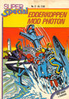 Cover for Super Special (Winthers Forlag, 1978 series) #2 - Edderkoppen mod Photon