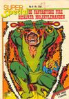 Cover for Super Special (Winthers Forlag, 1978 series) #4 - De Fantastiske Fire besejrer Molekylemanden