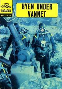 Cover Thumbnail for Filmparaden (Illustrerte Klassikere / Williams Forlag, 1962 series) #9