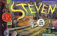 Cover Thumbnail for Best of Steven (Kitchen Sink Press, 1998 series)