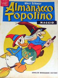 Cover Thumbnail for Almanacco Topolino (Arnoldo Mondadori Editore, 1957 series) #5