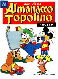 Cover Thumbnail for Almanacco Topolino (Arnoldo Mondadori Editore, 1957 series) #8