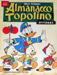 Cover Thumbnail for Almanacco Topolino (Arnoldo Mondadori Editore, 1957 series) #10