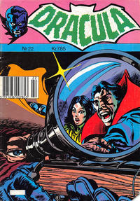 Cover Thumbnail for Dracula (Winthers Forlag, 1982 series) #22