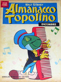 Cover Thumbnail for Almanacco Topolino (Arnoldo Mondadori Editore, 1957 series) #12
