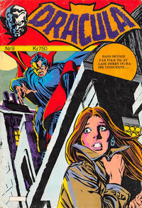Cover Thumbnail for Dracula (Winthers Forlag, 1982 series) #9
