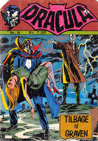Cover Thumbnail for Dracula (Winthers Forlag, 1982 series) #6