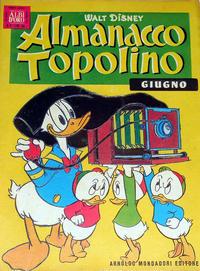Cover Thumbnail for Almanacco Topolino (Arnoldo Mondadori Editore, 1957 series) #18