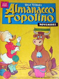 Cover Thumbnail for Almanacco Topolino (Arnoldo Mondadori Editore, 1957 series) #23