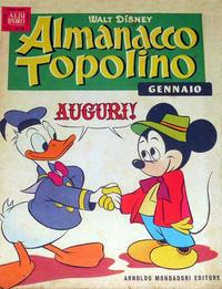 Cover Thumbnail for Almanacco Topolino (Arnoldo Mondadori Editore, 1957 series) #25