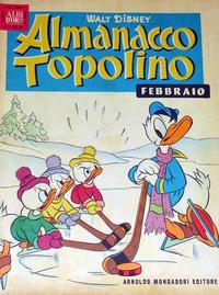 Cover Thumbnail for Almanacco Topolino (Arnoldo Mondadori Editore, 1957 series) #26