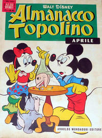 Cover Thumbnail for Almanacco Topolino (Arnoldo Mondadori Editore, 1957 series) #28