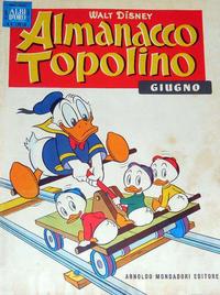 Cover Thumbnail for Almanacco Topolino (Arnoldo Mondadori Editore, 1957 series) #30