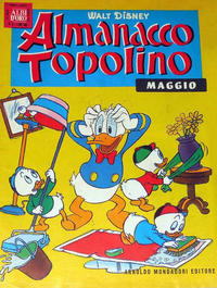 Cover Thumbnail for Almanacco Topolino (Arnoldo Mondadori Editore, 1957 series) #41