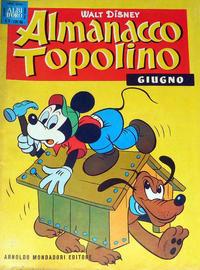 Cover Thumbnail for Almanacco Topolino (Arnoldo Mondadori Editore, 1957 series) #42