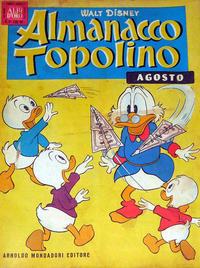 Cover Thumbnail for Almanacco Topolino (Arnoldo Mondadori Editore, 1957 series) #44