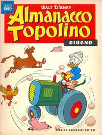 Cover Thumbnail for Almanacco Topolino (Arnoldo Mondadori Editore, 1957 series) #54