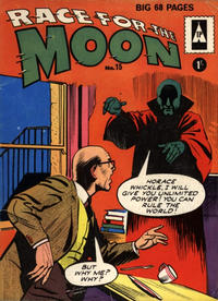 Cover Thumbnail for Race for the Moon (Thorpe & Porter, 1962 ? series) #15