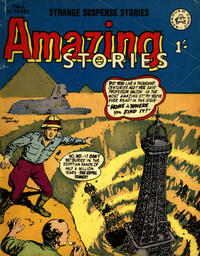 Cover Thumbnail for Amazing Stories (Alan Class, 1965 series) #2