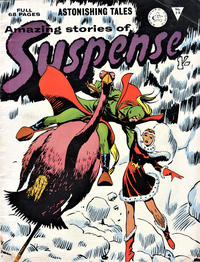 Cover Thumbnail for Amazing Stories of Suspense (Alan Class, 1963 series) #79