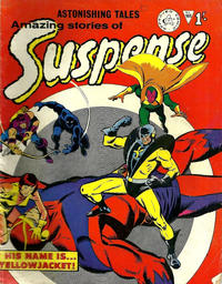 Cover Thumbnail for Amazing Stories of Suspense (Alan Class, 1963 series) #101