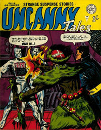 Cover Thumbnail for Uncanny Tales (Alan Class, 1963 series) #61