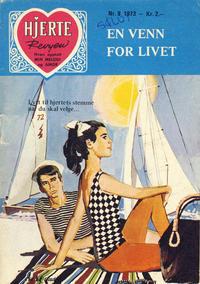 Cover Thumbnail for Hjerterevyen (Serieforlaget / Se-Bladene / Stabenfeldt, 1960 series) #9/1973