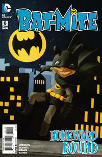 Cover Thumbnail for Bat-Mite (DC, 2015 series) #6