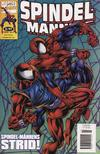 Cover for Spindelmannen (Semic, 1997 series) #3/1997