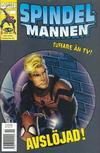 Cover for Spindelmannen (Egmont, 1997 series) #11/1997