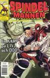 Cover for Spindelmannen (Egmont, 1997 series) #3/1998