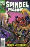 Cover for Spindelmannen (Egmont, 1997 series) #4/1998