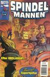 Cover for Spindelmannen (Egmont, 1997 series) #6/1998