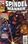 Cover for Spindelmannen (Egmont, 1997 series) #8/1998
