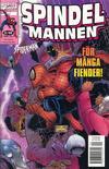 Cover for Spindelmannen (Egmont, 1997 series) #9/1998