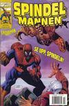 Cover for Spindelmannen (Egmont, 1997 series) #10/1998