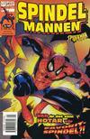 Cover for Spindelmannen (Egmont, 1997 series) #5/1999