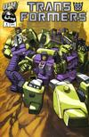Cover for Transformers: Generation 1 (Dreamwave Productions, 2002 series) #4 [Decepticon Cover]