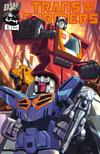 Cover for Transformers: Generation 1 (Dreamwave Productions, 2002 series) #5 [Autobot Cover]